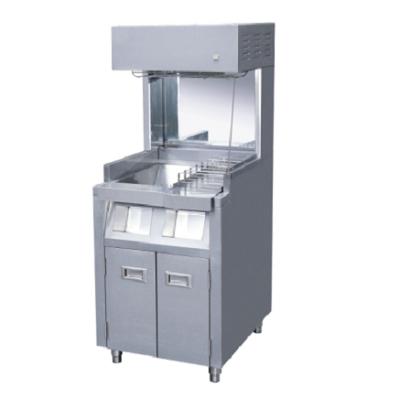 厨房设备 不锈钢商用薯条工作站