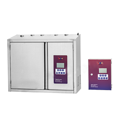 紫外线UV-C烟罩自动水洗控制箱 (挂墙式) (一出控制)