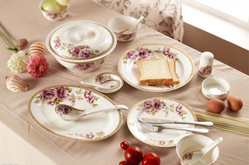 酒店用品之一的陶瓷餐具知识介绍