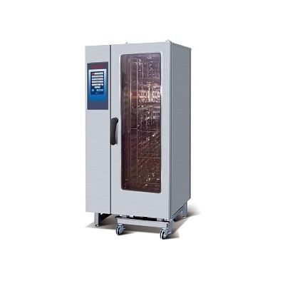 二十层触摸屏..蒸烤箱