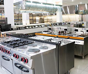 西餐厅厨房设备的配备标准有哪些