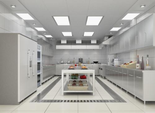 小厨房装修布局方案