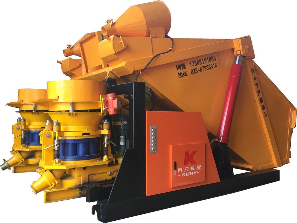 PGD-吊装式喷浆机组