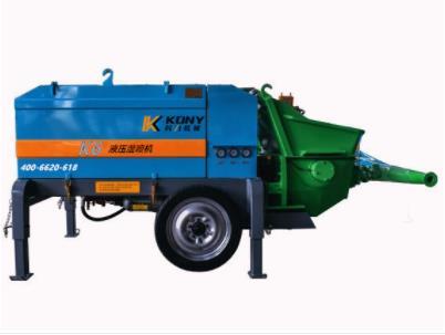 科力机械为大家介绍湿喷机的湿喷工艺及工作机理