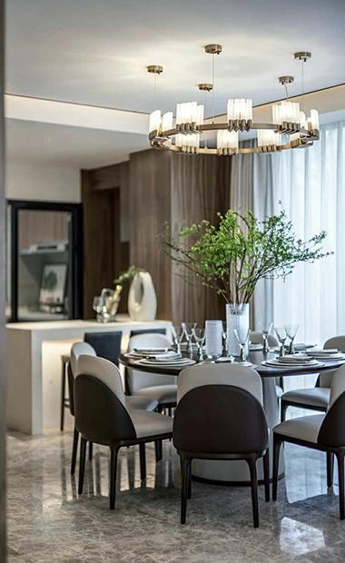 四川餐厅桌椅