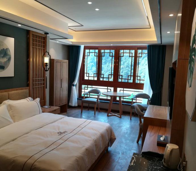 重庆江津四面山喜镇酒店