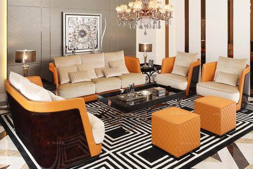 高档会所家具什么风格比较合适?