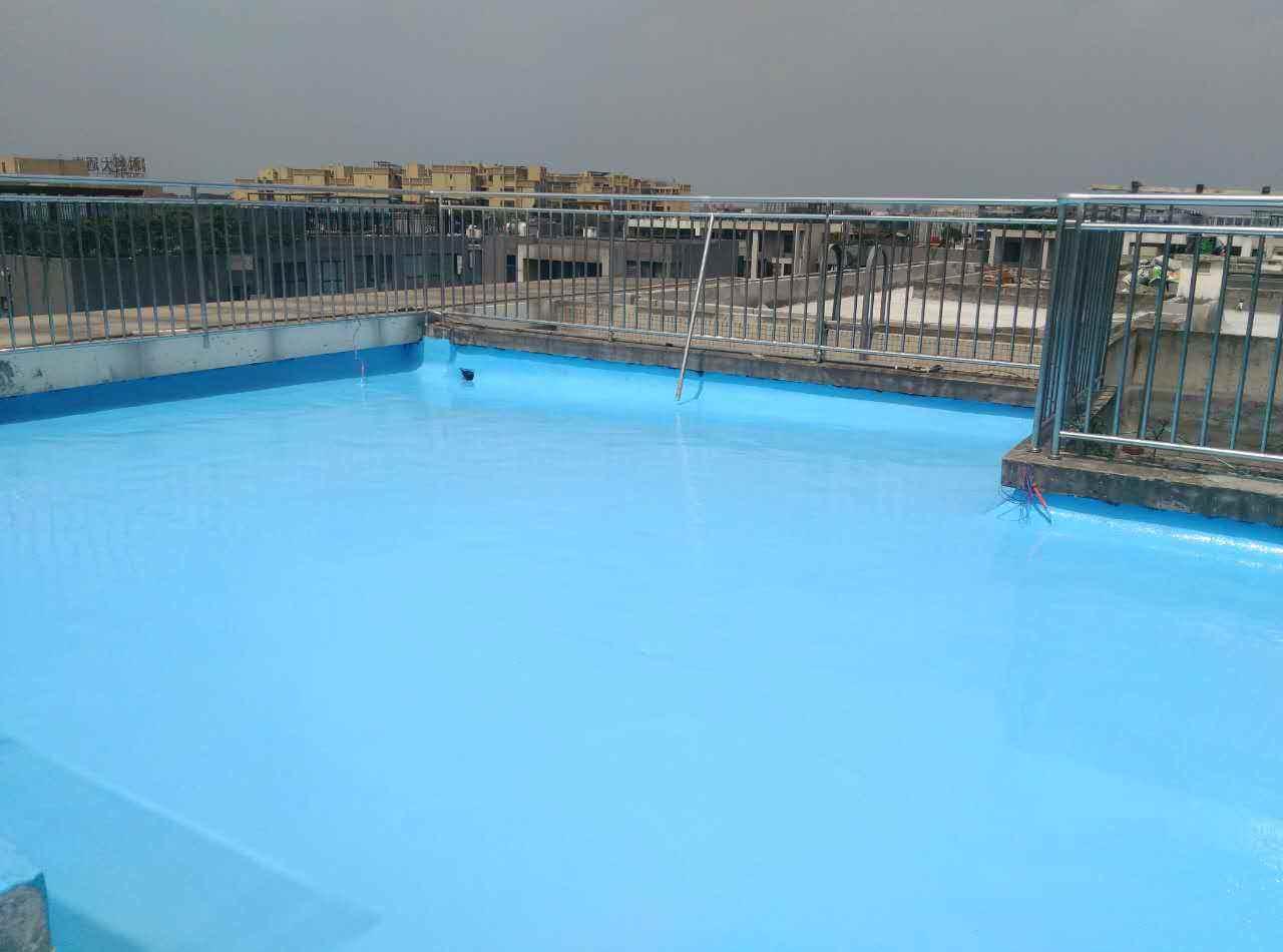 内蒙古聚脲防水涂料