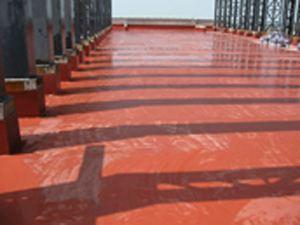 包头单组份聚氨酯防水涂料施工