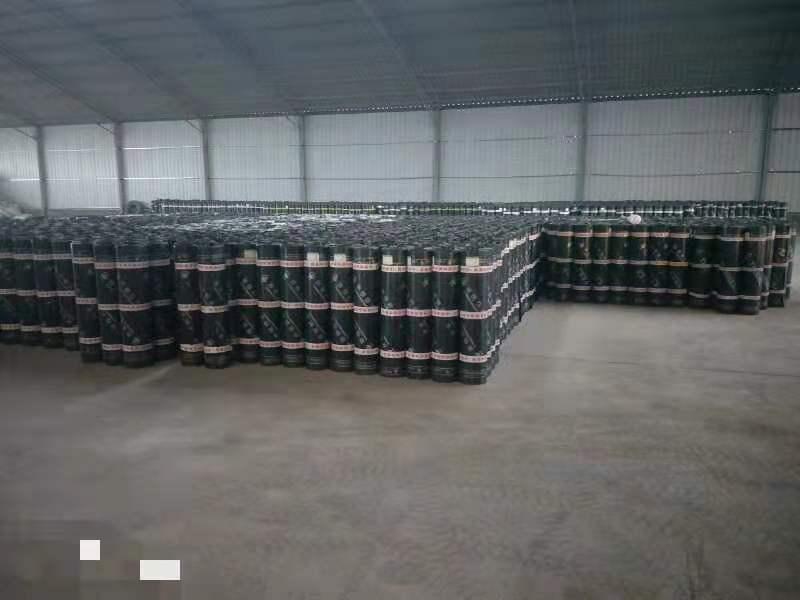 内蒙古防水卷材