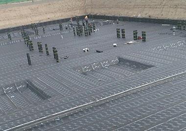 雨恒与巴彦淖尔市汇丰建筑合作案例