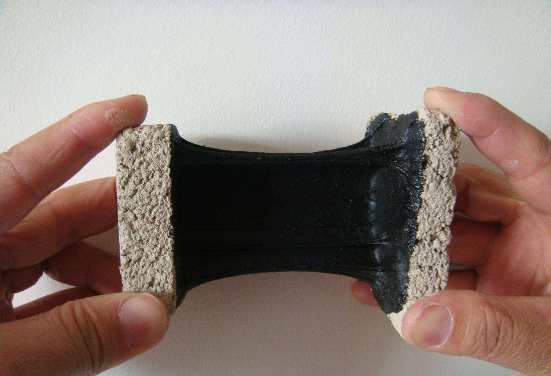 非固化橡胶沥青防水涂料的应用