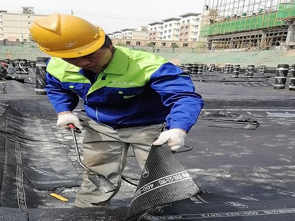 内蒙古防水卷材施工