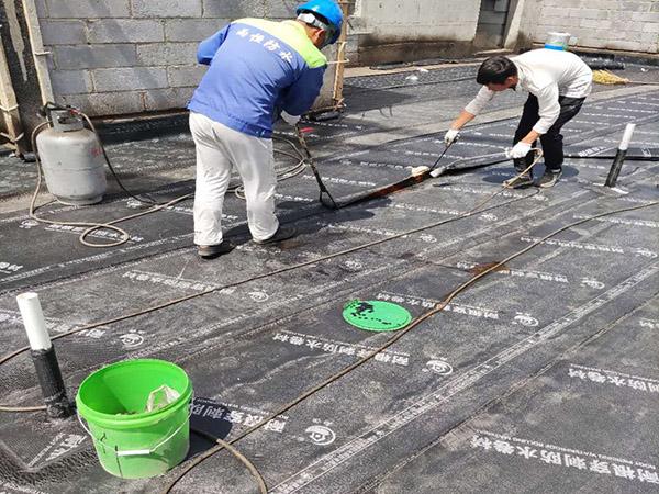 雨恒防水施工工程