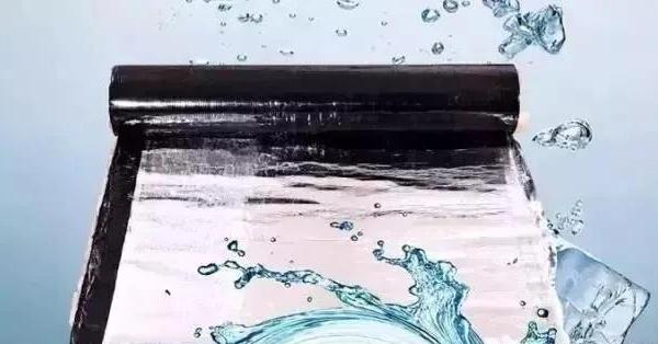 临河防水卷材厂家雨恒反应湿铺防水卷材