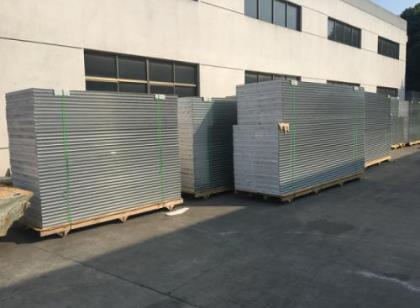 陕西硅岩复合板净化板厂家