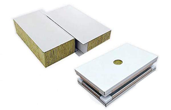 今天万强彩钢小编给大家介绍下净化板和彩钢板的区别?