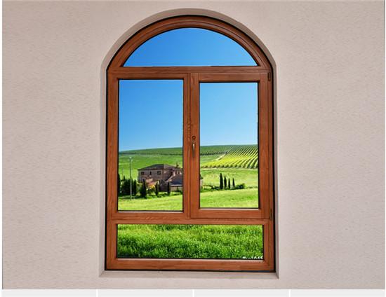 86系列陕西铝木门窗