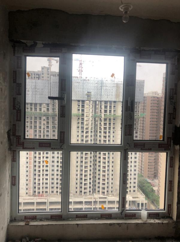 金科天籁成_隔热断桥铝门窗70