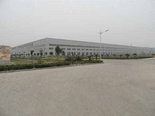 四川异型雕塑生产厂区
