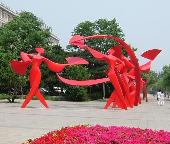 四川景观雕塑设计