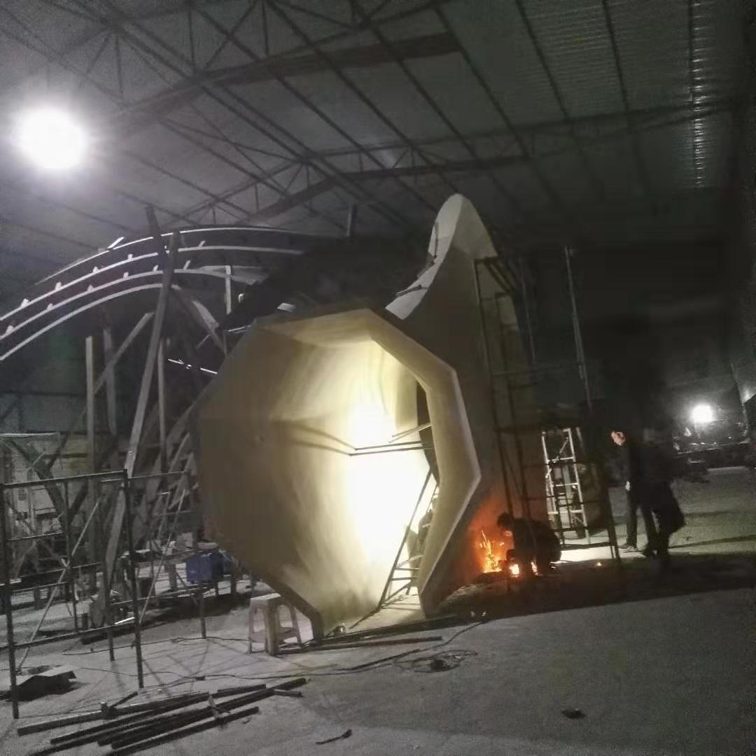 四川异型雕塑十月完工案列