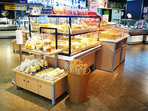 四川烘焙展示柜