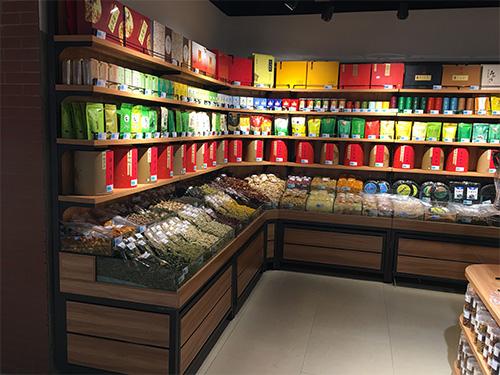 四川超市散称货架