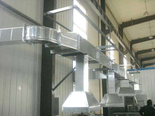 四川厨房排烟系统