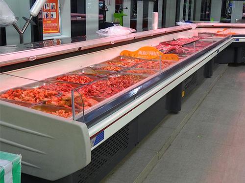 四川鲜肉保鲜展示柜
