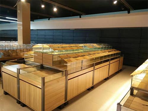 四川超市展示柜