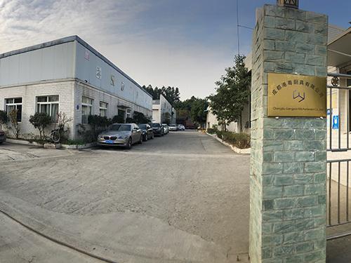 工厂实景(二)