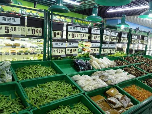 四川蔬菜货架厂家教你区分货架的分类问题