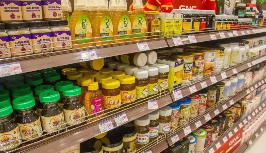 大型超市货架整理摆放小技巧