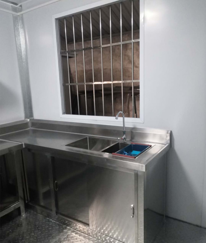 成都集装箱厨房