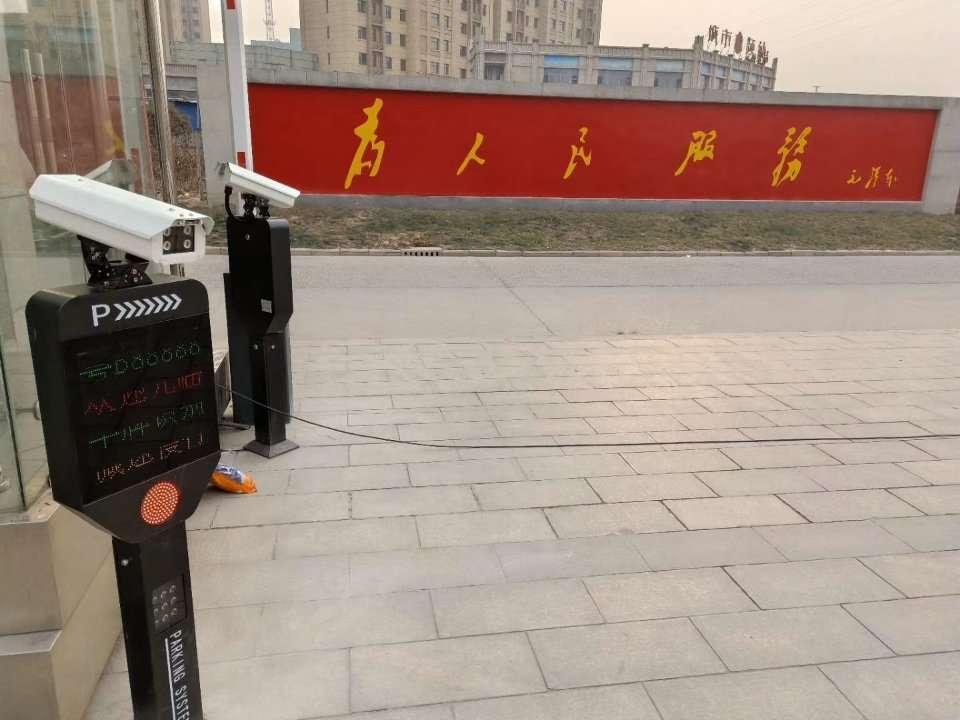 深圳车牌识别一体机成功案例