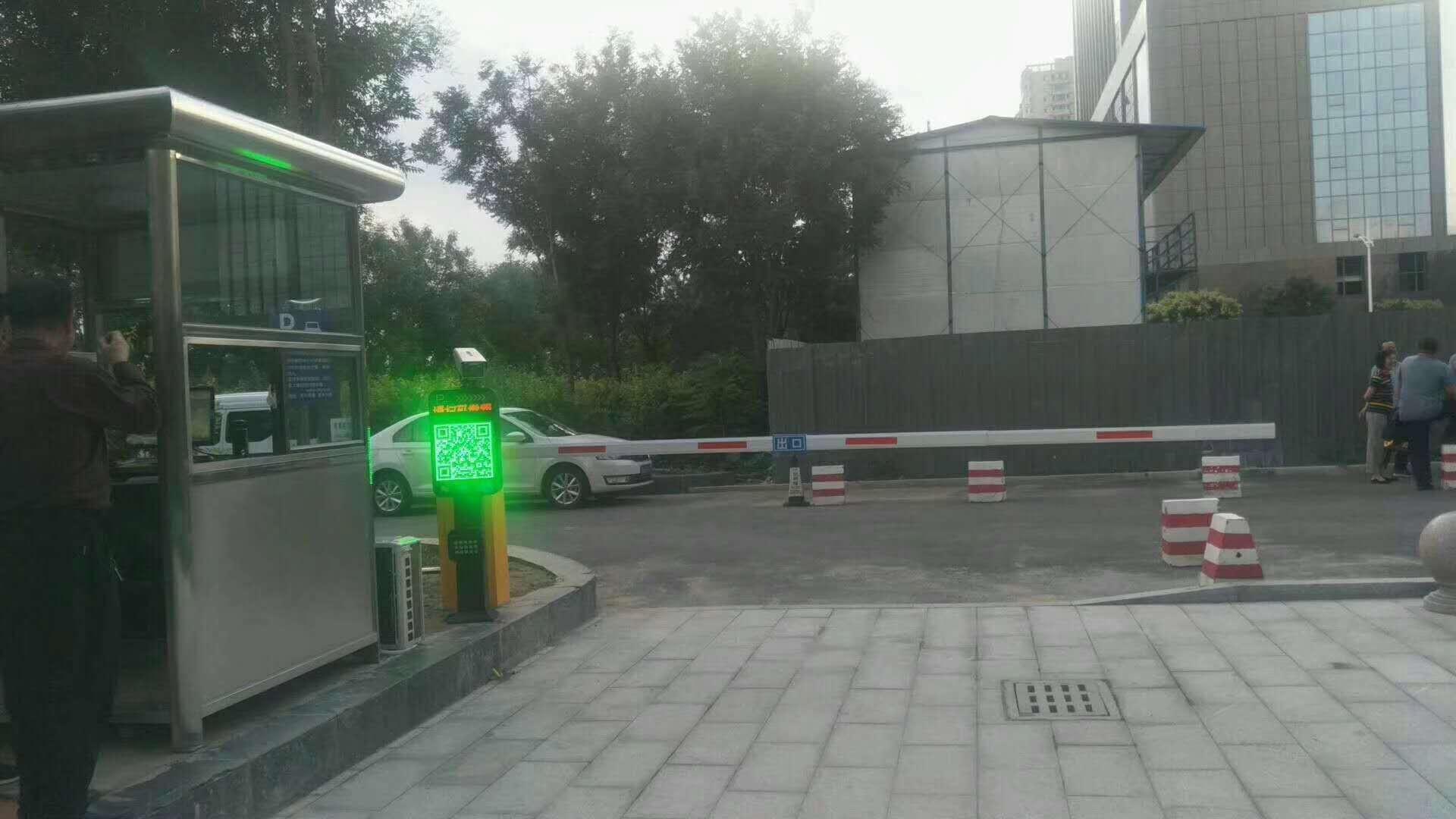 深圳路侧停车成功案例