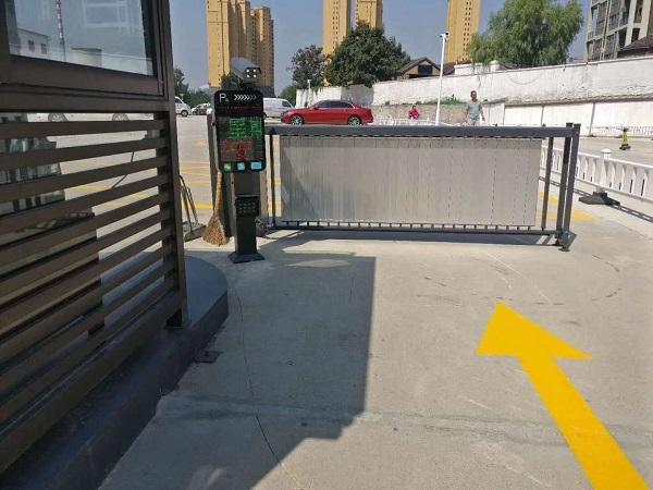 深圳路侧停车系统