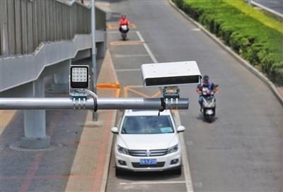 深圳侧路停车
