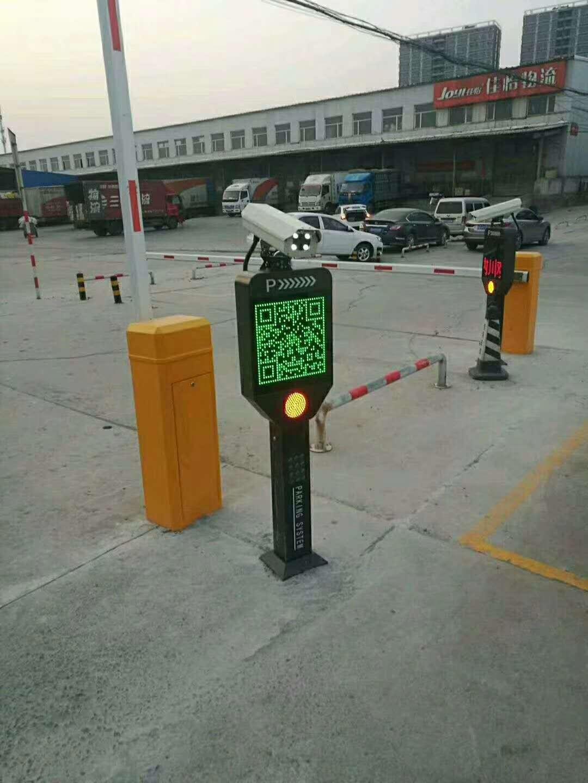 深圳車牌識別一體機