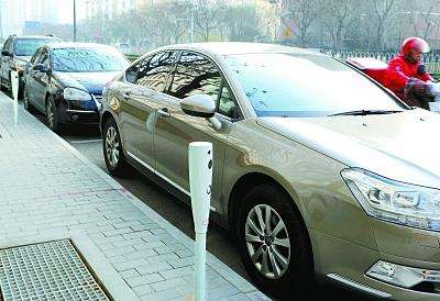 深圳路側停車