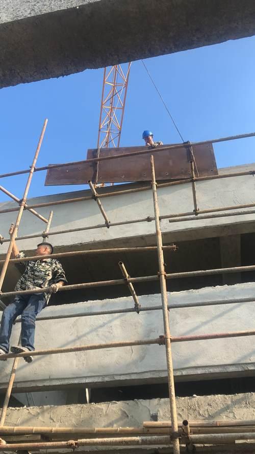 孝感大悟市民之家中恒建设加固项目(2)