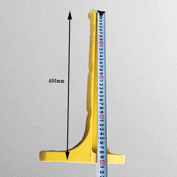 400mm螺钉式玻璃钢电缆支架