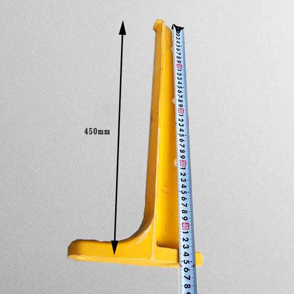 湖北450mm螺钉式玻璃钢电缆支架