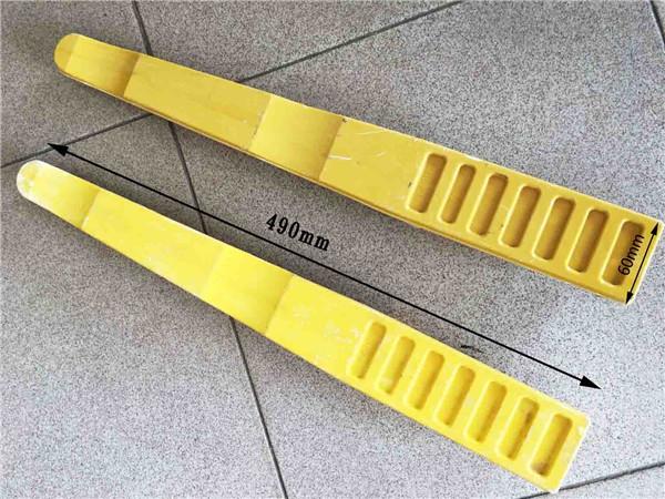 湖北玻璃钢电缆支架-490mm预埋式电缆支架