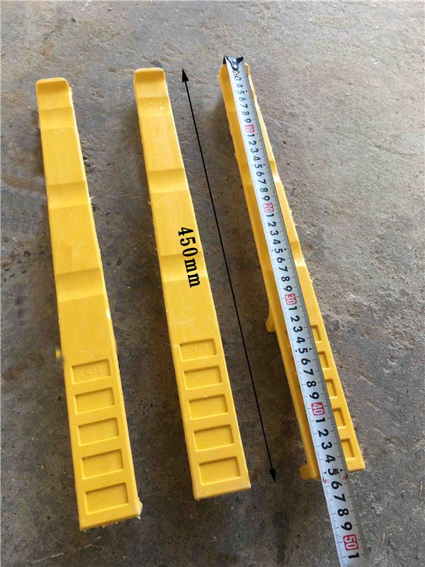 玻璃钢电缆支架-450mm预埋式电缆支架