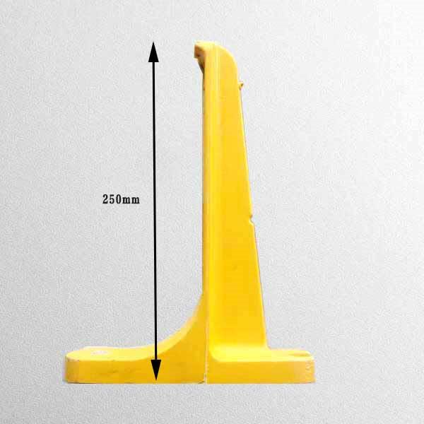 250mm湖北螺钉式玻璃钢电缆支架