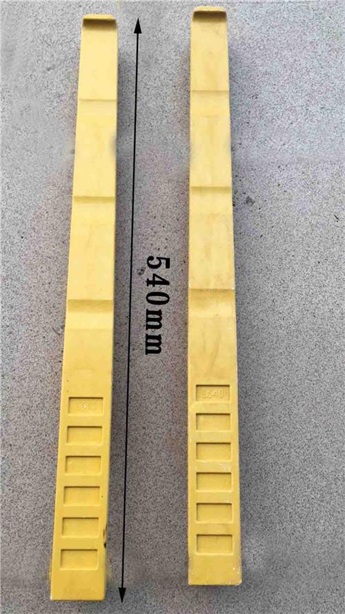 540mm湖北玻璃钢预埋式电缆支架