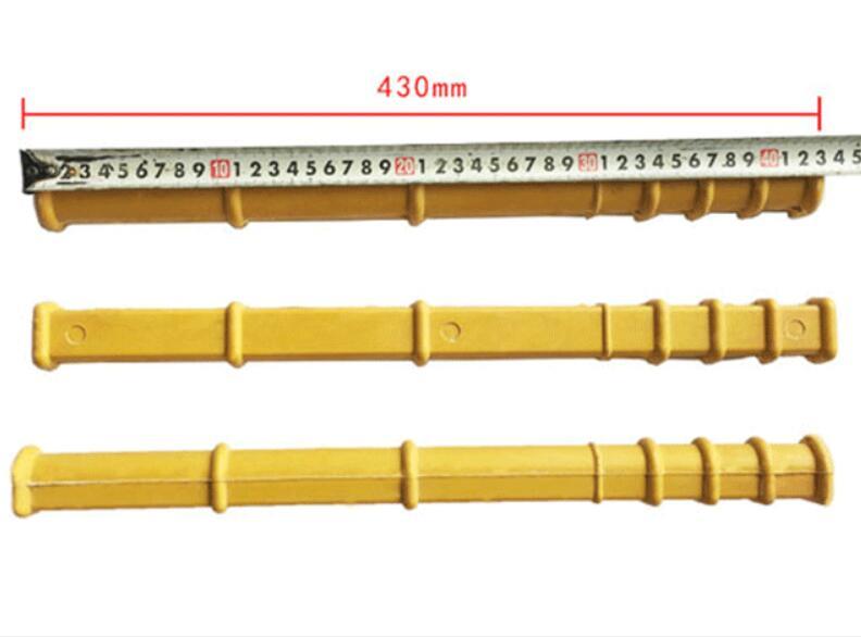 湖北圆型430直埋式电缆支架
