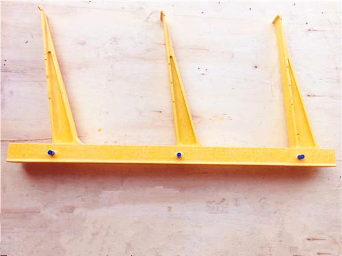 三层,350mm组合式玻璃钢电缆支架
